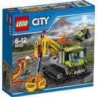 Lego City Vulkan Crawler 60122