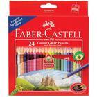 Faber-Castell Colour Grip Pencil 24-pack