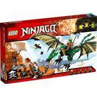Lego Ninjago Den Grønne NRG Drage 70593