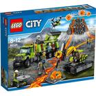 Lego City Vulkan Ekspeditionsbase 60124