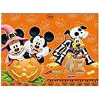 Disney Plastic Mickey Mouse Halloween Tablecloth, 1.8m x 1.2m