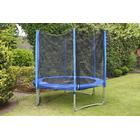 Air King Lite 8ft Trampoline With Safety Enclosure