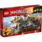 Lego La grotte du Samouraï X 70596