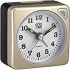 At Time Unisex Analogue Alarm Clock Plastic A-212 / 8