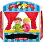HapeToys Puppet Playhouse