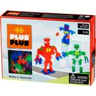 Plus Plus Mini Neon Robots 170pcs