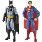 Mattel Batman v Superman Tall Actionfigurer