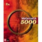 Matematik 5000 Kurs 2a Röd & Gul Lärobok (Häftad, 2012)