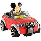 Mickey Mouse Club House 181953 City Fun RC Car Mickey Soft Toy