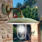 Moretti Stilfuld CASALE væglampe til udendørs brug