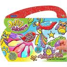 John Adams Jelly Stickers Animal Fun