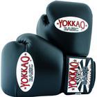 Yokkao Basic Black Muay Thai Boxing Gloves