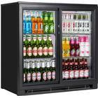 Tefcold Back Bar Bottle Cooler - Ba20s