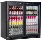 Tefcold Back Bar Bottle Cooler - Ba20h