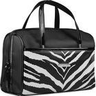 Gillian Jones Spa Traincase Zebra