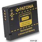 eQuipIT Batteri Panasonic DMW-BCJ13 1050mAh 3.6V