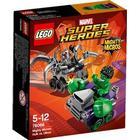 Lego Super Heroes Marvel Mighty Micros Hulk vs Ultron 76066