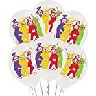 Amscan International 9901384 28 cm Teletubbies 4 Colour Latex Balloon