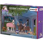 Schleich Julkalender Hästar 97151