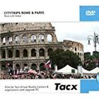 Tacx Technical Industrial Bv DVD Virtual Reality City Trips Rome and Paris, t1957.90