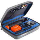 SP-Gadgets POV Case Elite Gopro-Edition Medium grey - suitable for GoPro® HD Hero 5, 4, 3+, 3