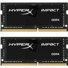 HyperX Impact DDR4 2400MHz 2x16GB (HX424S14IBK2/32)