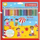 Stabilo Trio 24-pack färgpennor
