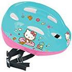 Hello Kitty - Sport Helmet , blue ( turquoise ) , ( Mondo 28104 )
