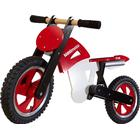 Kiddimoto Scrambler Red