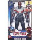 Hasbro Marvel Titan Hero Series Marvel's Falcon Electronic Figure B6178