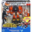 Hasbro Transformers Prime Beast Hunters Voyager Class Predaking Figure A1980