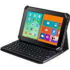 Navitech Black Bluetooth Keyboard Case For The Apple Ipad Mini 4 Lte