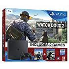 Sony Interactive Entertainment Europe Limited Sony PlayStation 4 1TB Watch Dogs 2 Bundle