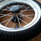 Komplett hjul, Adamex, 12