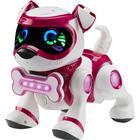Teksta Voice Recognition Puppy in Pink