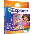 LeapFrog LeapPad Ultra E-Book - Dora's Amazing Show