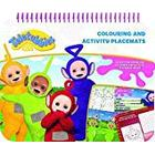 Anker TTPLM Teletubbies Colouring & Activity Placemats