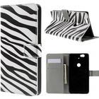 Huawei Nexus 6P Plånboksfodral Zebra Stripes