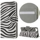 iPhone 7 / iPhone 8 Plånbokfodral Zebra Stripes