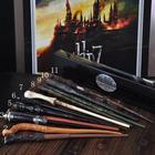 Trollspö/Magic Wand, Harry Potter karaktärer