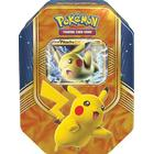 Pokémon Fall Battle Heart Tin Pikachu Ex
