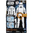 Hasbro Star Wars Interactech Imperial Stormtrooper Figure B7098