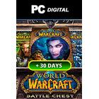 Blizzard WoW Battlechest 30 days free + 60 Days Timecard