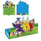 Amscan International 9901198 Teletubbies Stand-up Invitation with Envelope