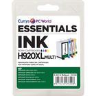 HP ESSENTIALS 920 XL Cyan, Magenta, Yellow & Black HP Ink Cartridges - Multipack