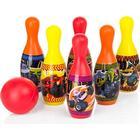 Blaze og Monstermaskinerne bowlingsæt