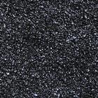 Dekorsand, glansig svart, mellangrov, ca 10g