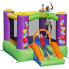 Happyhop Bubble Slide Bouncer