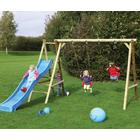 NSH Nordic Swing with Platform & Incl.Slide