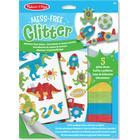 Melissa & Doug Mess Free Glitter Adventure Foam Stickers